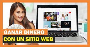Como ganar dinero con un sitio web